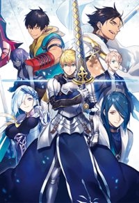 FProto Fragments of Blue and Silver Drama CD Final