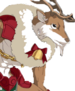 Great Reindeer ManIcon