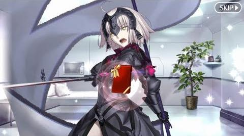 Fate Grand Order Valentine Event with Jeanne Alter (with English Subs)-1