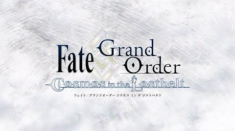 Fate Grand Order【第2部】-Cosmos in the Lostbelt- PV