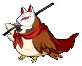 Sparrow11 kitsune