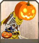 Pumpkin Archer Icon