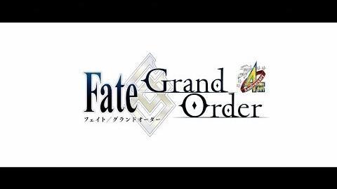 「Fate Grand Order」配信4周年記念映像