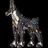 Carmilla Rider Metal Dog Sprite1