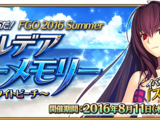 FGO 2016 Summer Event
