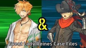 FGO vs Gawain Event Lady Reines Case Files