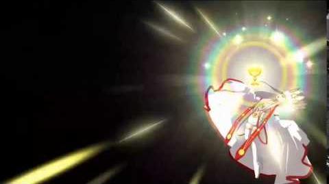 【Fate Grand Order】Irisviel (Dress of Heaven) Noble Phantasm【FGO】アイリスフィール〔天の衣〕・宝具【FateGO】