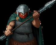 Celtic Soldier