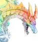 Rainbow WyvernIcon