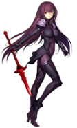 Scathach Stage 2 Full Body