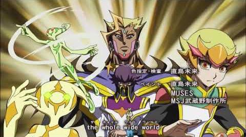 Video - Yu-Gi-Oh VRAINS - Ending 4 HD (Subbed) | Fate/Grand