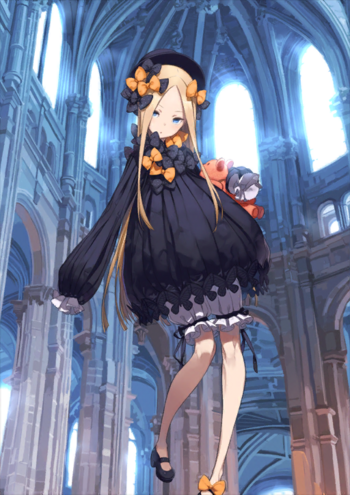abigail williams servant