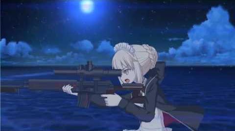 【Fate Grand Order】Artoria Pendragon (Alter Rider) Noble Phantasm【FGO】アルトリア (オルタ) (ライダー)・宝具【FateGO】