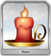 Sweet candle