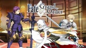 Fate Grand Order ~ Nagao Kagetora VS The Round Table Knights