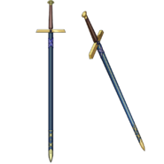 Mashu sword new