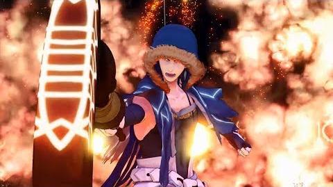 『Fate Grand Order Arcade』クー・フーリン 灼き尽くす炎の檻