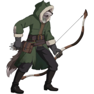 Yeger Archer