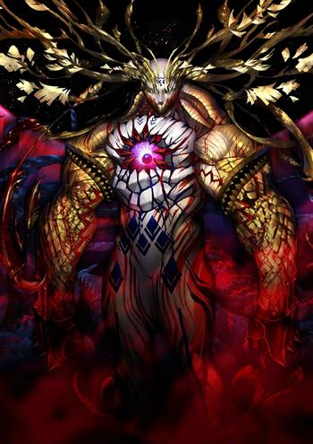 Demon God King