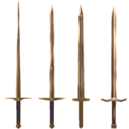Emiya ubw swords