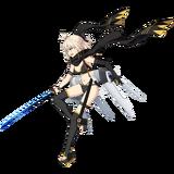 Okita Assassin Sprite1 No Effect
