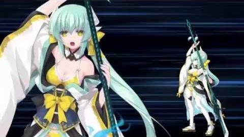 【Fate Grand Order】Kiyohime (Lancer) Noble Phantasm【FGO】清姫〔ランサー〕・宝具【FateGO】