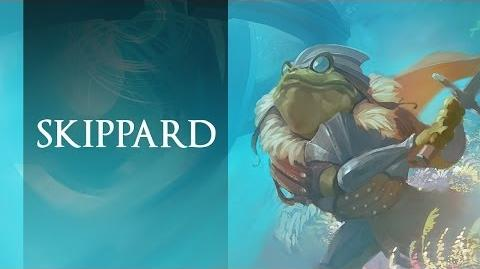 Fates Forever - Unveiling Skippard, the Exiled Frog