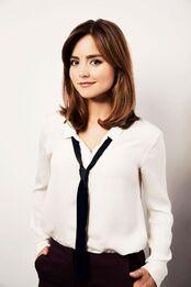 Jenna-coleman-doctor-who-season-8-photoshoot-christmas-special-promo 4