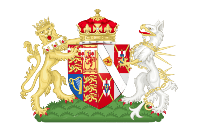 File:Coat of Arms of Eleanor, Duchess of Sussex.png