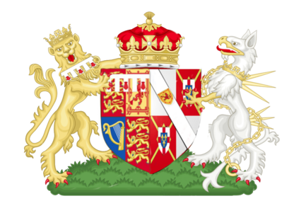 Coat of Arms of Eleanor, Duchess of Sussex-0
