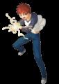 85px-Shirou Takashi Takeuchi character select