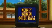 Father of the Pride Monkey Chicken Cheeze-Balls