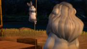 Sergeant Bunny Confronts Larry