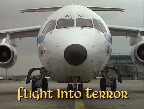 Flight into Terror | Father Ted Wiki | FANDOM powered by Wikia