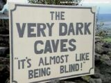 The Very Dark Caves