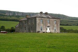 Craggy Island Parochial House