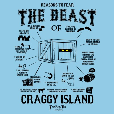 the beast of craggy island