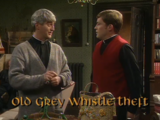 Old Grey Whistle Theft