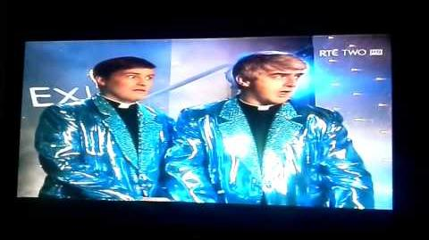 FATHER TED-EUROVISION DICK BYRNE AND CYRIL MACDUFF