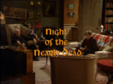 Night of the Nearly Dead