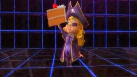PSASBR - Pirate Princess