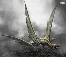 300px-Concept Art - Godzilla 2014 - Josh Nizzi Pterodactyl