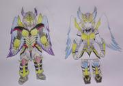 Traditional Valkyrie-Armor