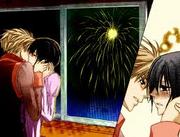 Misaki and usui kiss
