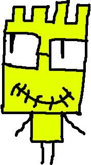 Yellow Fronk