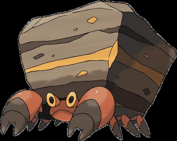 File:Pokemon-Crustle.png