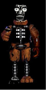 Salvage Freddy