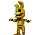 Withered Spring Bonnie