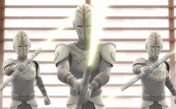 Rebels Jedi Guards