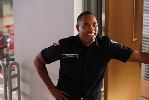 Ben Warren (Jason George)